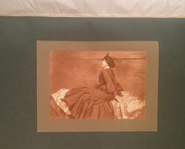Plate from l'Epreuve photographique
