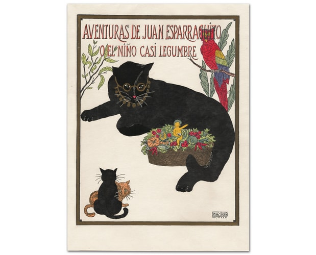 front cover of Juan Esparraguito by Edwards McClure