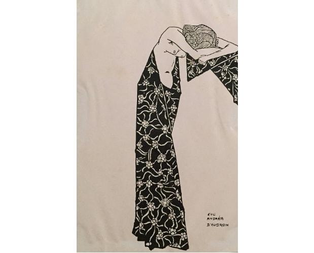 planche de l'ame eternelle de Eugene Andre D'Audroin