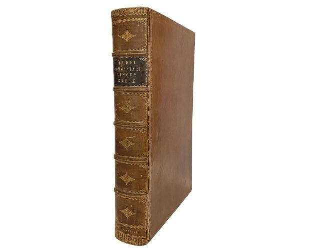 binding of budé