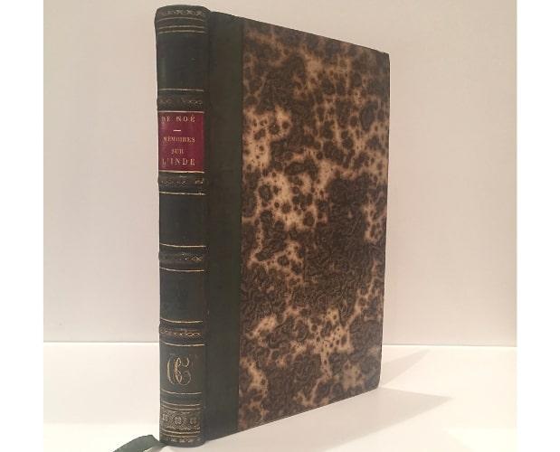 binding of Noe Memoires