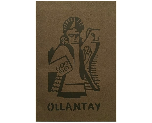 cover of Ollantay by Pablo Curatella Manes