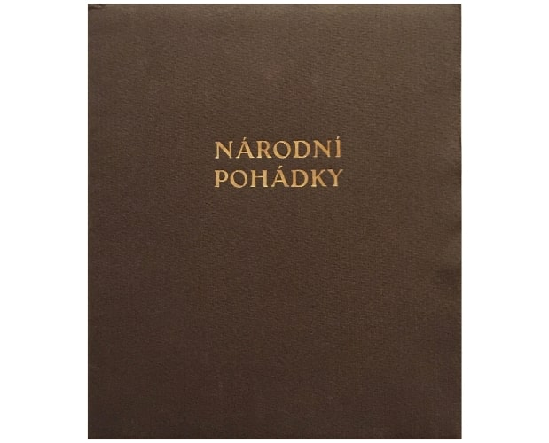 cover of Narodni by Erben
