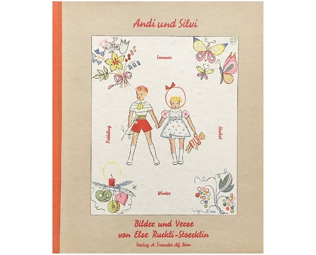 Cover of Andi und Silvi by Else Ruckli-Stoecklin