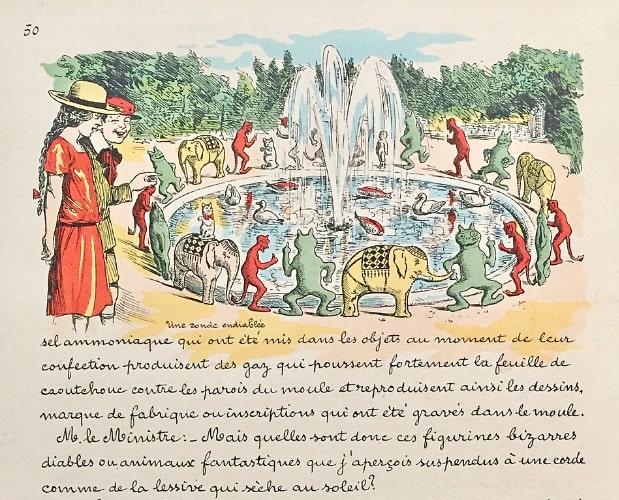 colour illustration from Nette et Tintin