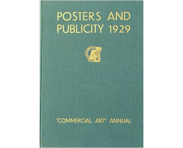 cover of Posters 1929
