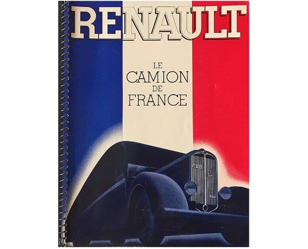 Cover of Renault Camion de France by Draeger