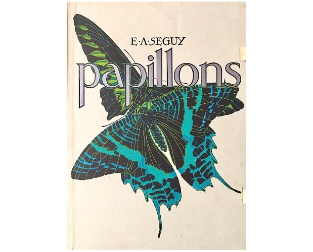 Cover of Seguy Les Papillons