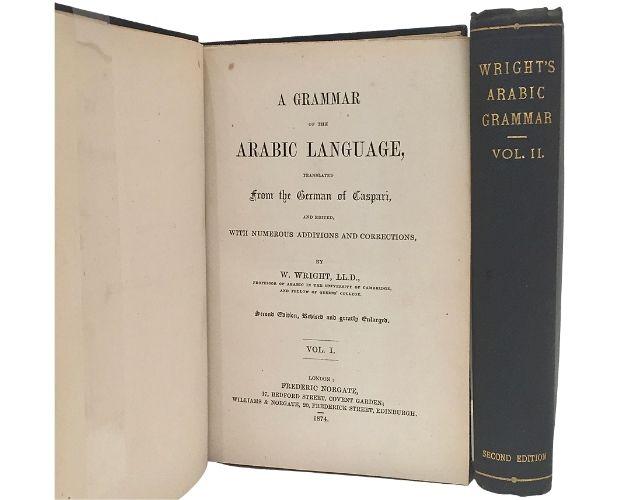 title arabic grammar