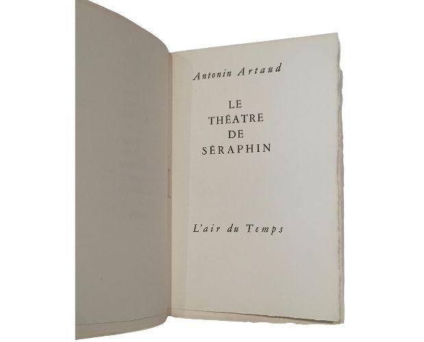 title-page artaud