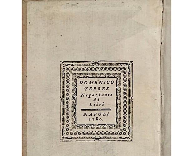 bookplate in Blondel Dissertation