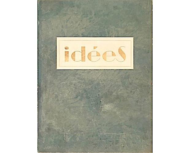 Cover of portfolio Idées by Jacques Camus