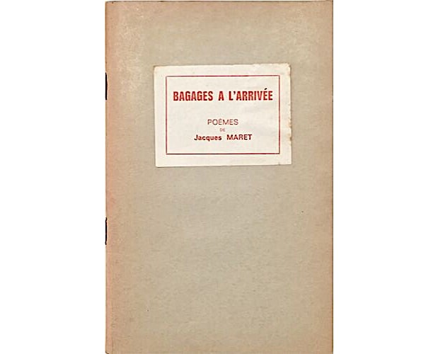 cover of Maret Bagages
