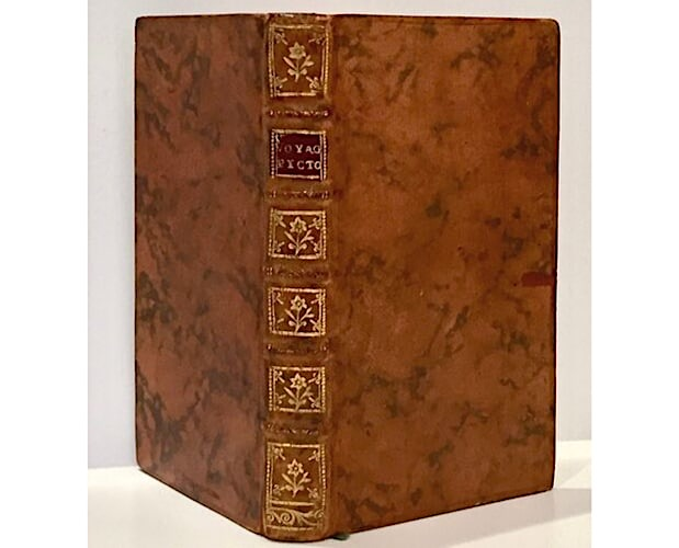 binding of Voyage pictoresque de Paris