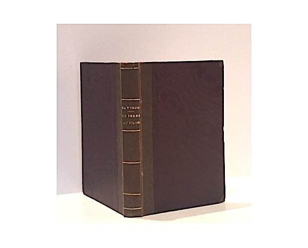 binding of Nathaniel Hawthorne La Femme au pilori