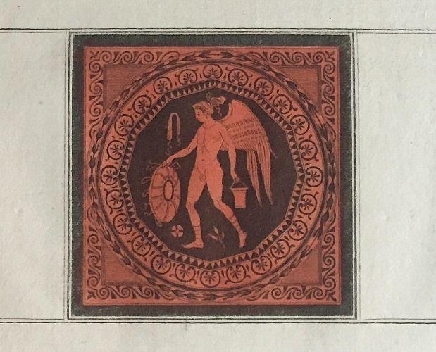 illustration of Hancarville Antiquités