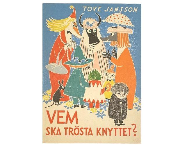 Couver of Tove Jansson Vem