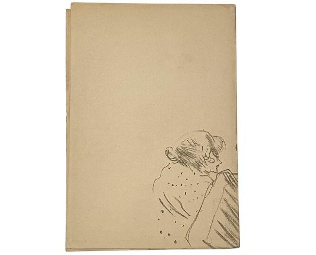 Back cover of Toulouse-Lautrec for Marsolleau Hors les lois