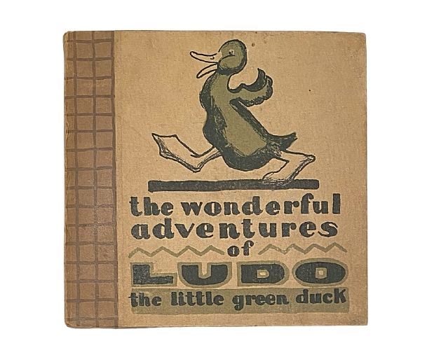 cover of Jack Roberts Ludo