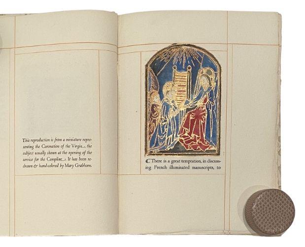 illustration in Schulz Illiminated Manuscripts