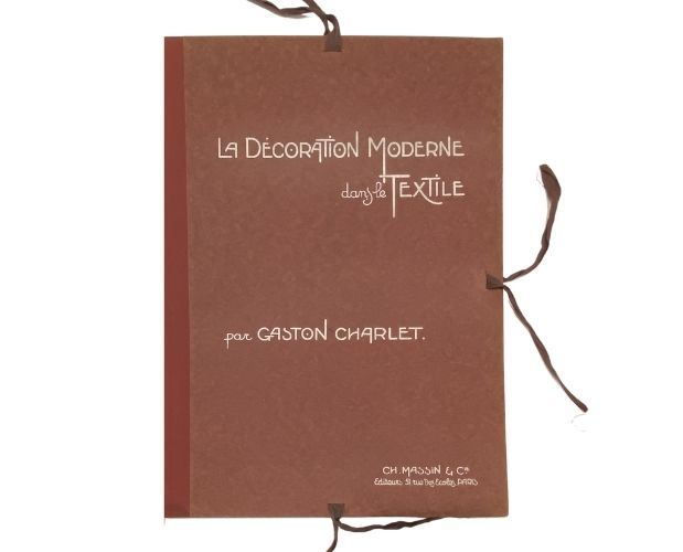portefeuille of Charlet Textile