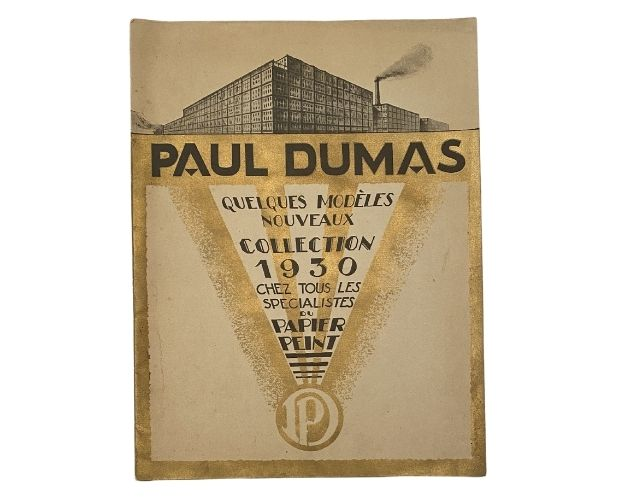 Cover of Dumas Wallpapers