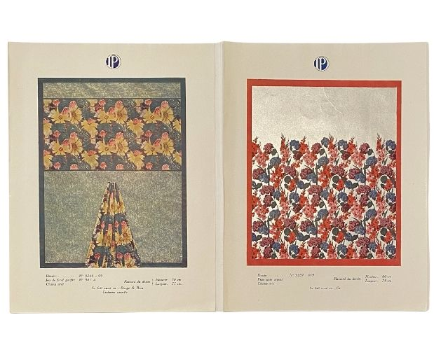 colour plates in Dumas Wallpapers