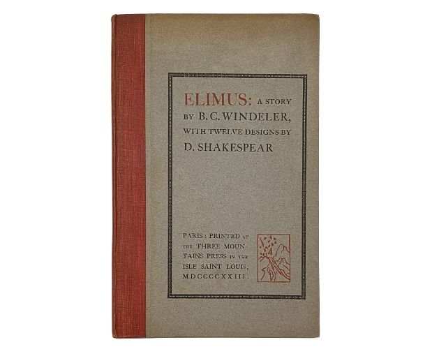 Cover of Elimus