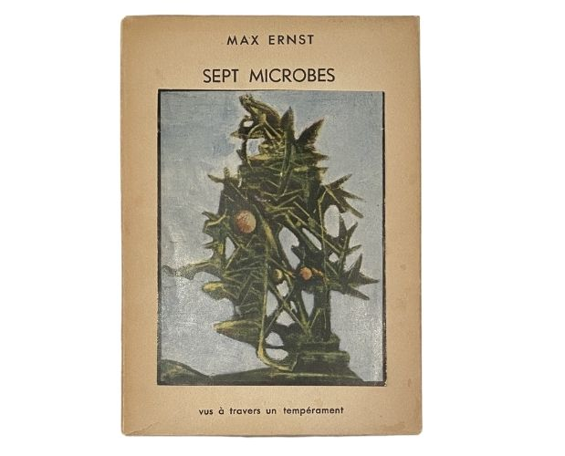 Binding of Ernst Sept Microbes