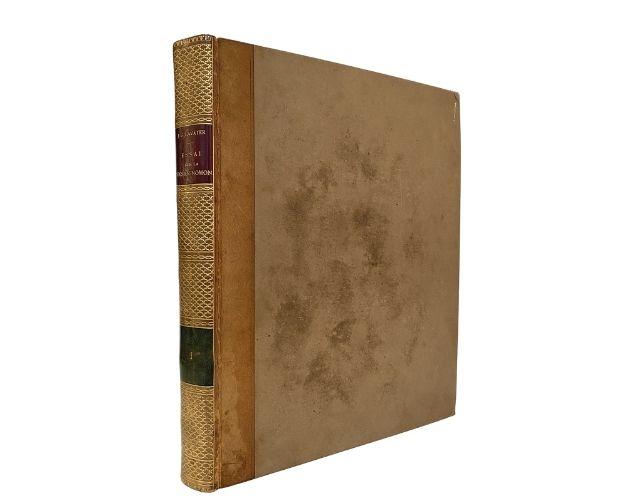 binding of Lavater Physiognomonie