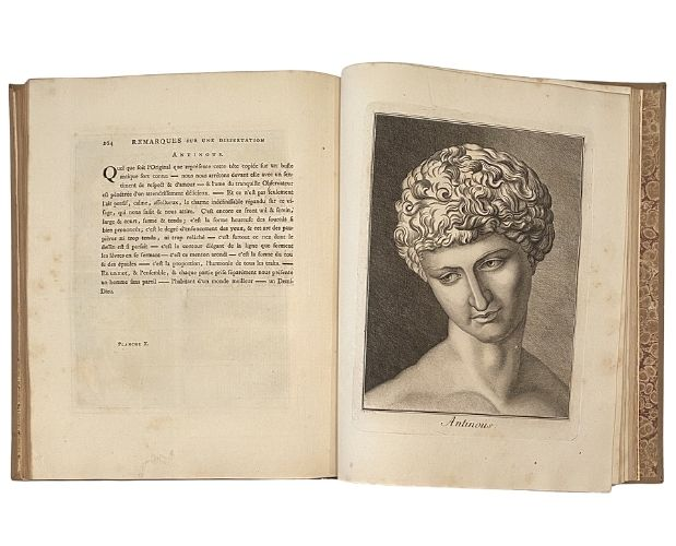 Illustration of Lavater Physiognomonie