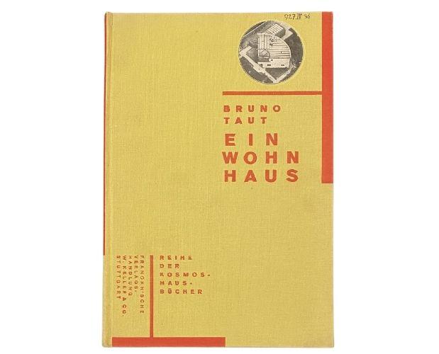 Cover of Taut Ein Wohnhaus