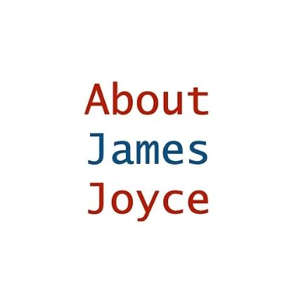 Cover James Joyce