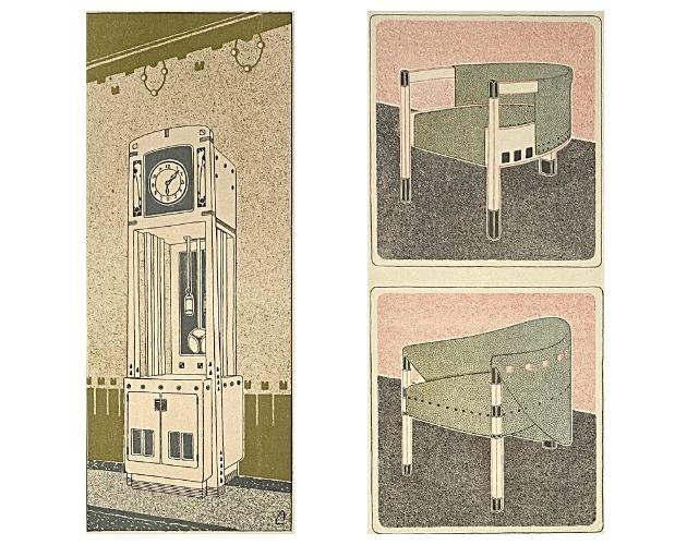 details of Das Interieur III