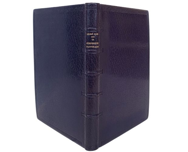 binding by gruel for gide symphonie