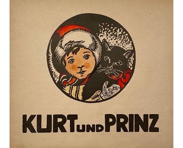 cover illustration of Kurt & Prinz