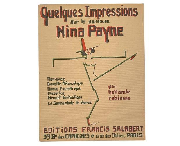 cover of Nina Payne