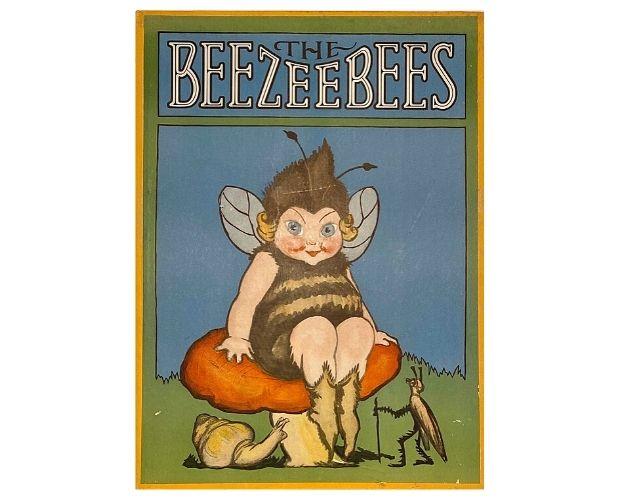 cover of crownfield beezeebees