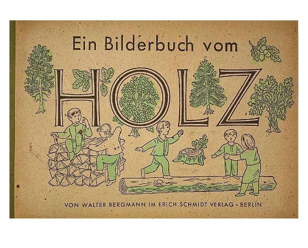 cover of bergmann bilderbuch