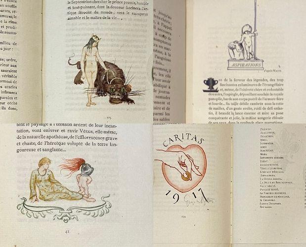 original artworks by baltus in goffin thyrse